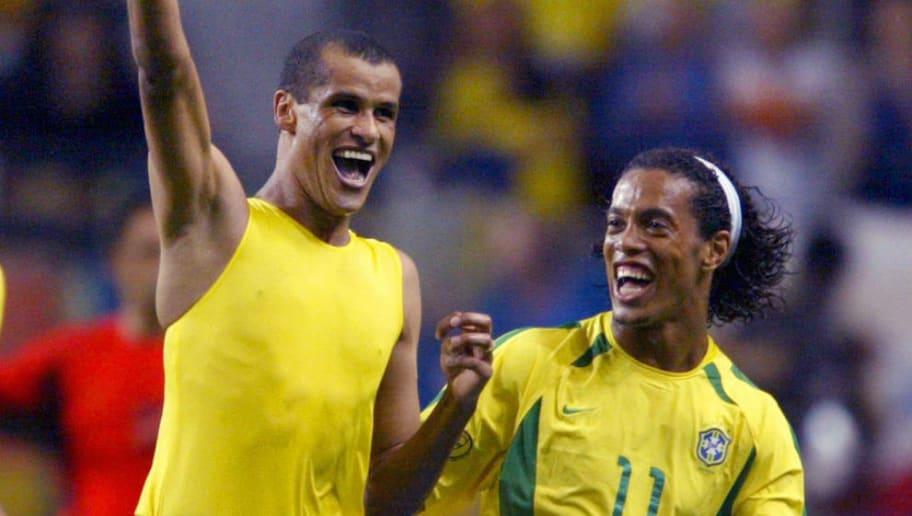 Rivaldo,Edmilson,Ronaldinho