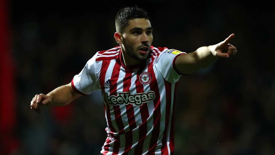 Huddersfield Eye Move for Brentford's Neal Maupay Amid Interest From Championship Clubs