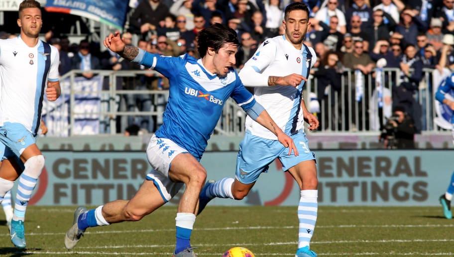 Brescia Calcio FC v SS Lazio - Serie A