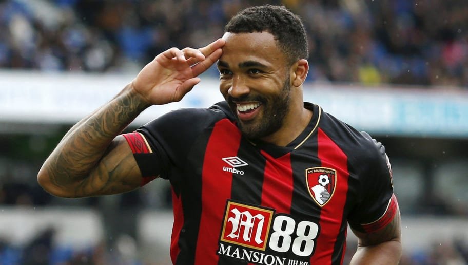 Callum Wilson Ends Speculation Over Future by Signing New 4-Year Contract at Bournemouth
