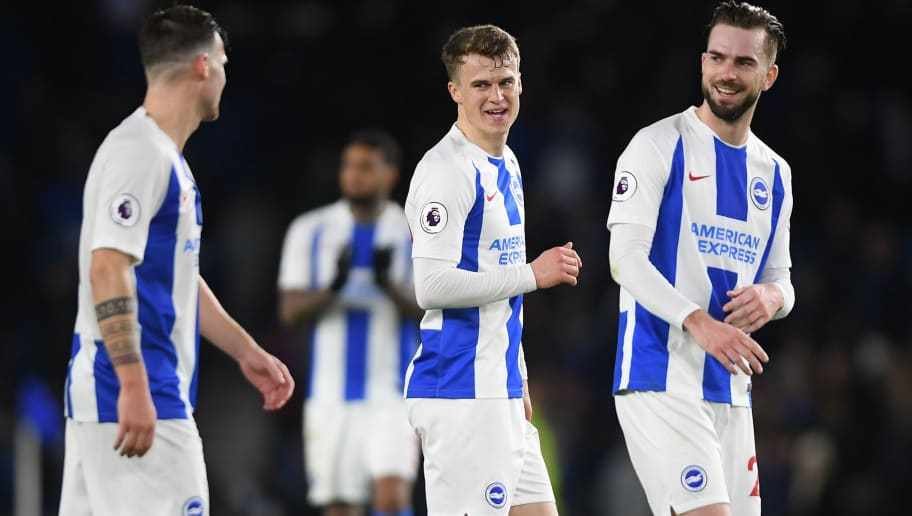 Solly March,Pascal Gross,Davy Propper