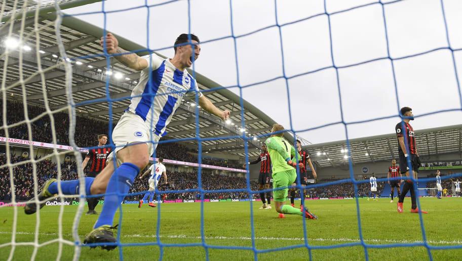 Brighton & Hove Albion v Huddersfield Town - Premier League