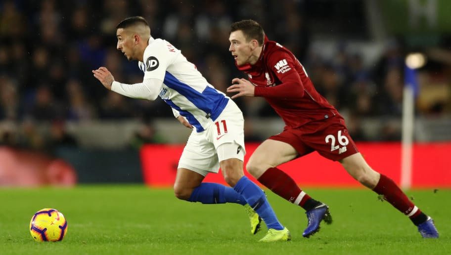 Andy Robertson,Anthony Knockaert