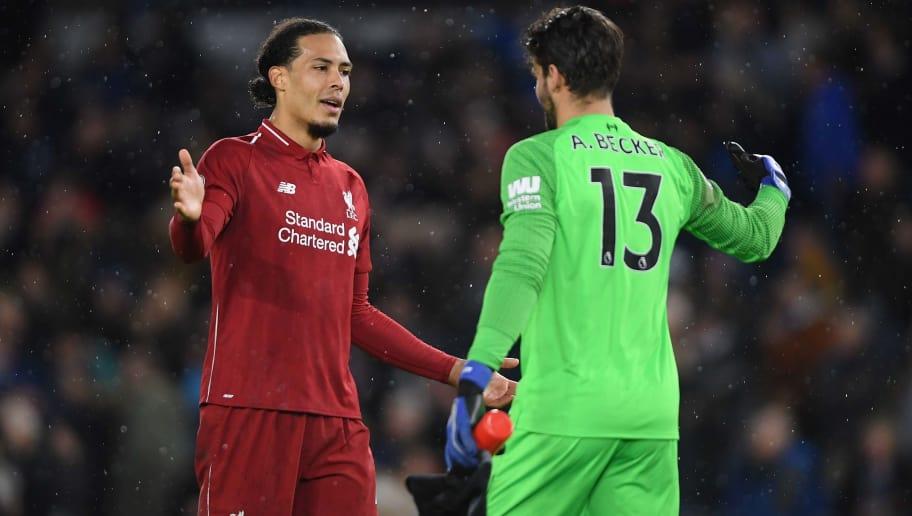 d21ed84b149 Journalist Reveals the Measures Liverpool Took to Finalise Deals for Virgil  van Dijk   Alisson