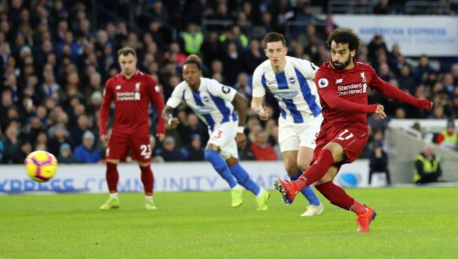 Prediksi Lineup Liverpool Vs Brighton Premier League 90min