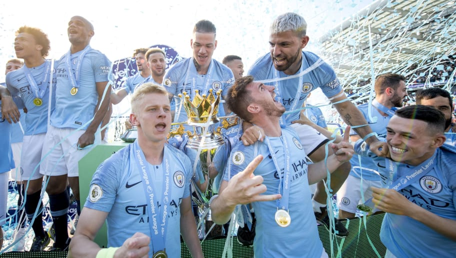 Aymeric Laporte Claims That Manchester City are Poised to Dominate English Football