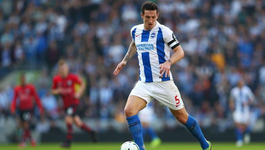 Aston Villa Eyeing Move for Brighton Captain Lewis Dunk Ahead of Premier League Return