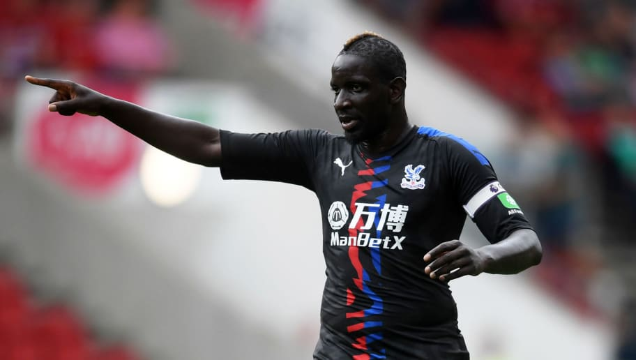 Mamadou Sakho Steps Up Recovery From Knee Injury With Extra Sessions at Local Gym