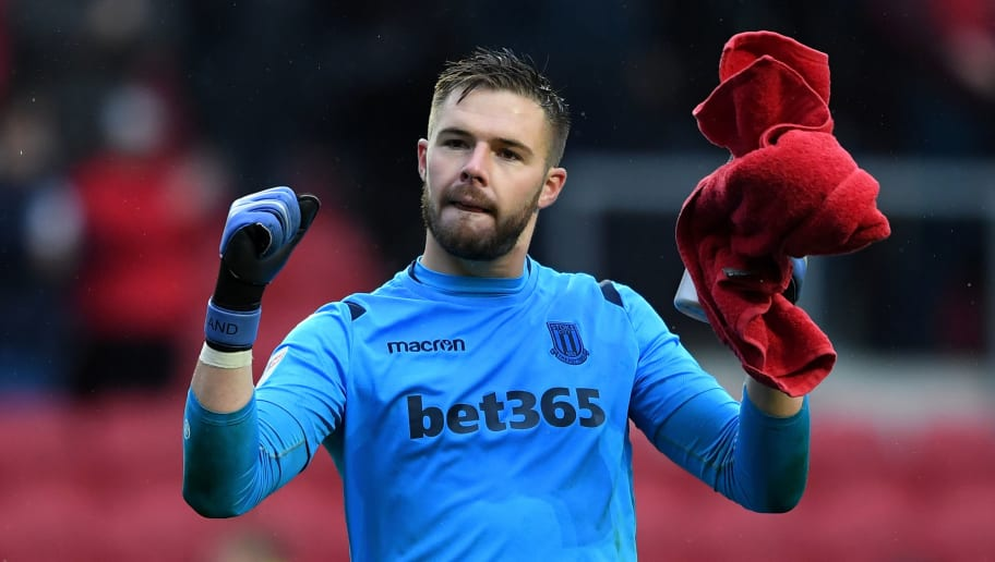 Image result for butland vs crystal palace