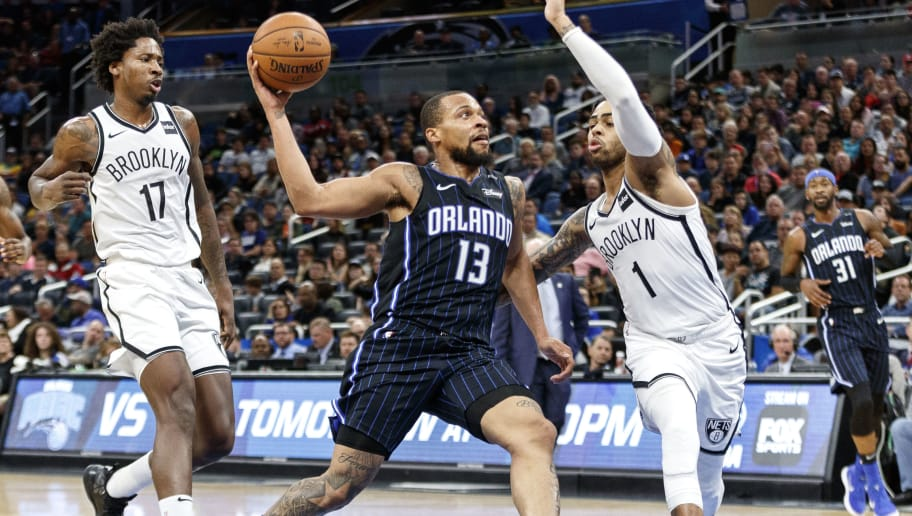 Magic Vs Nets Betting Lines Spread Odds And Prop Bets Theduel