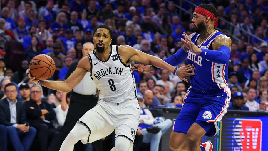 76ers vs Nets NBA Playoffs Reddit Live Stream | 12up