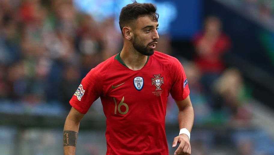 Report Reveals Details of Bruno Fernandes' Manchester United Contract as Transfer Nears Completion