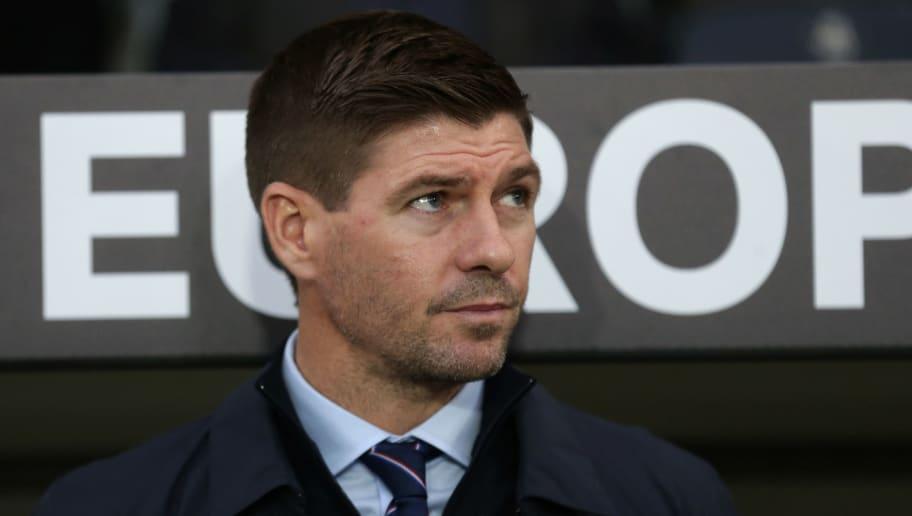 Steven Gerrard Reveals Regret Over Missing Out on Playing Under Jurgen Klopp
