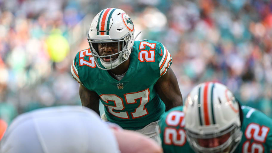 info for c86a3 7796a Kalen Ballage is Killing Kenyan Drake's Fantasy Value With ...