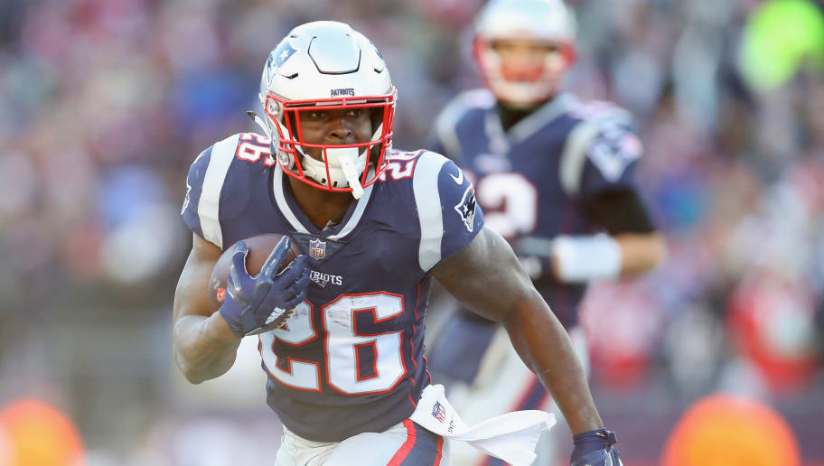 patriots should bench rex burkhead for dynamic duo of james white