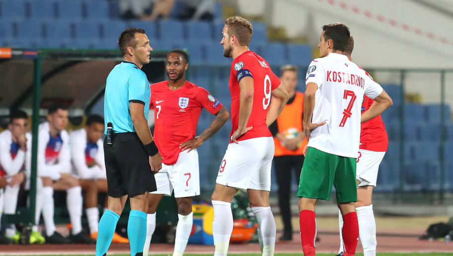 Bulgaria vs England: Racist Abuse Causes First-Half Stoppages as FA Call for UEFA Investigation
