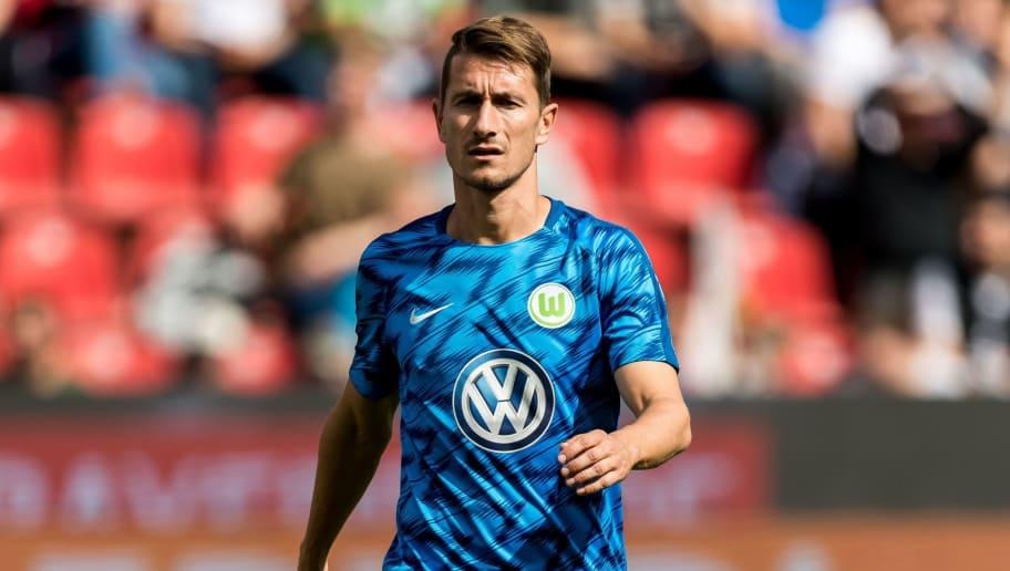 Bundesliga'Bayer Leverkusen v VFL Wolfsburg'