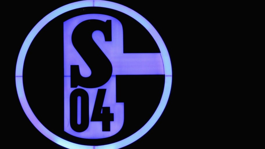 GELSENKIRCHEN, GERMANY - JANUARY 04: The official logo light is seen during the training session of Schalke 04 on January 4, 2007 in Gelsenkirchen, Germany.  (Photo by Christof Koepsel/Bongarts/Getty Images)