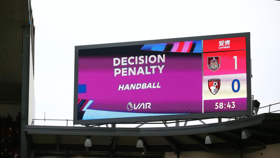 Premier League Consider Broadcasting VAR Audio in Stadiums to Keep Fans Informed