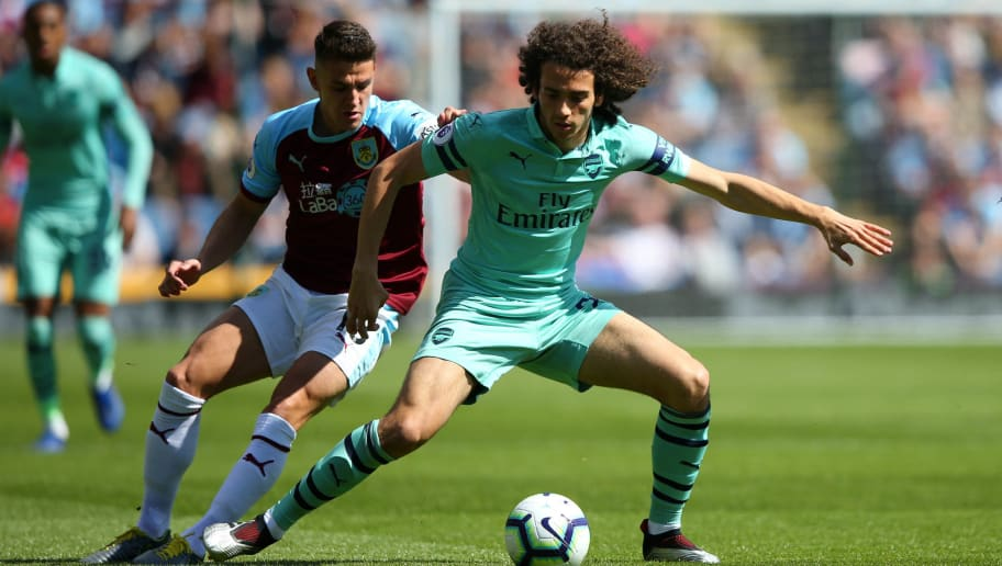 Matteo Guendouzi,Ashley Westwood