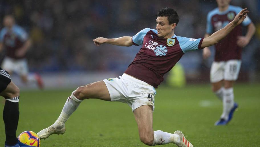 Jack Cork - Soccer Player