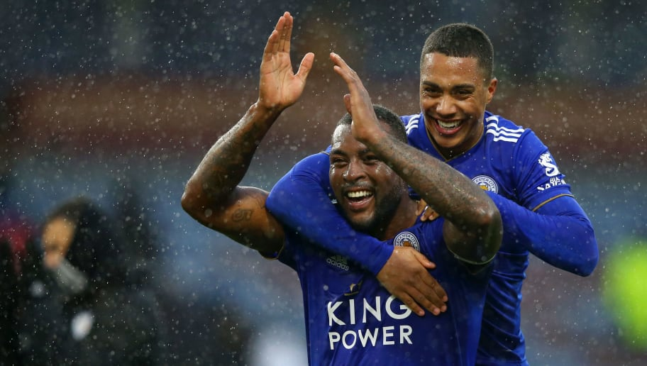 Youri Tielemans,Wes Morgan