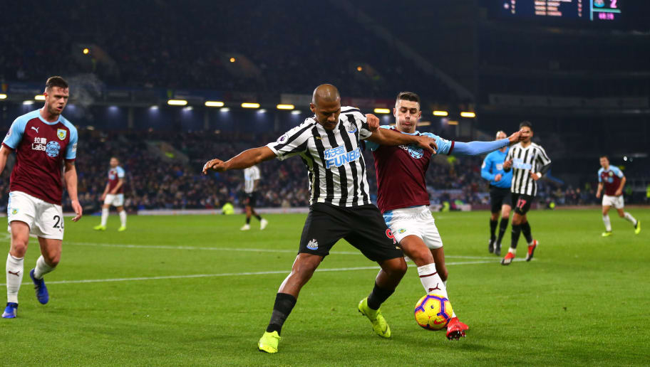 Jose Salomon Rondon,Matthew Lowton