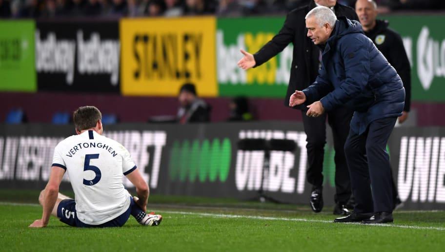 Jose Mourinho,Sean Dyche
