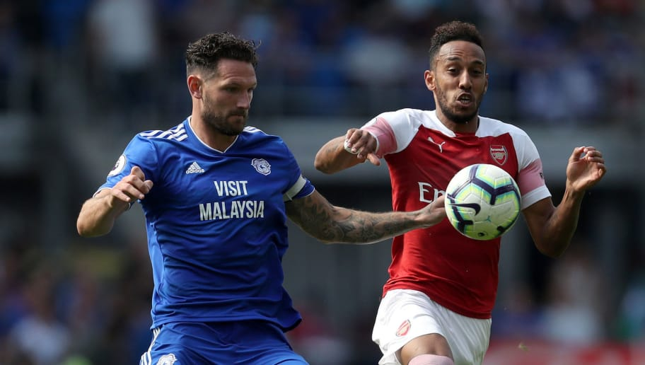 Image result for Arsenal cardiff