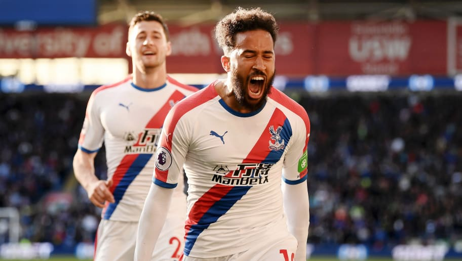 Brendan Rodgers Eyeing Andros Townsend Deal as Foxes Get Set to Test Palace's Resolve