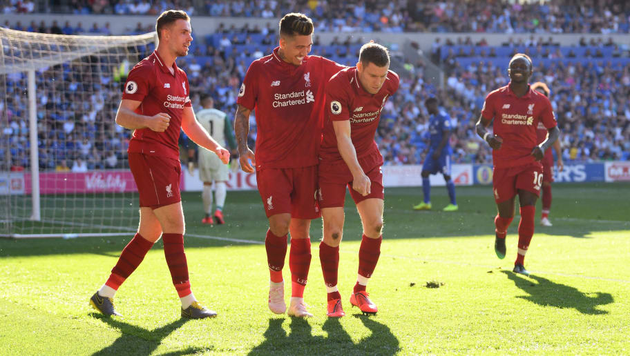 2:0 in Cardiff: Liverpool bleibt auf Kurs