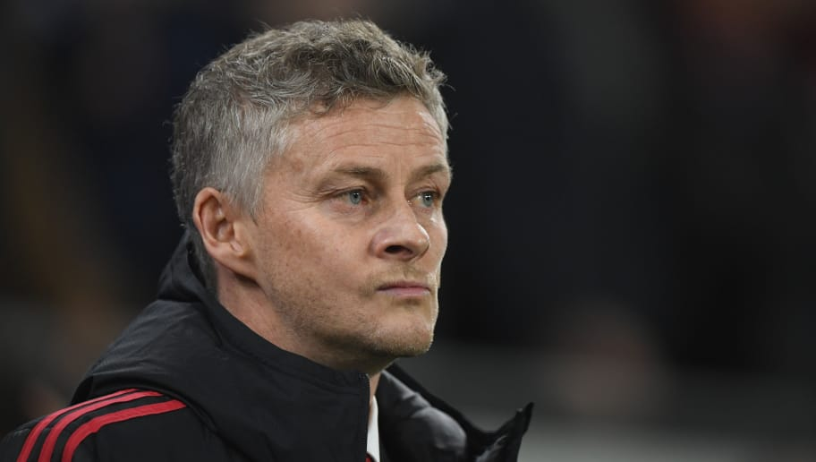CARDIFF, WALES - DECEMBER 22:  Ole Gunnar Solskjaer, Interim Manager of Manchester United looks on before the Premier League match between Cardiff City and Manchester United at Cardiff City Stadium on December 22, 2018 in Cardiff, United Kingdom.  (Photo by Stu Forster/Getty Images)