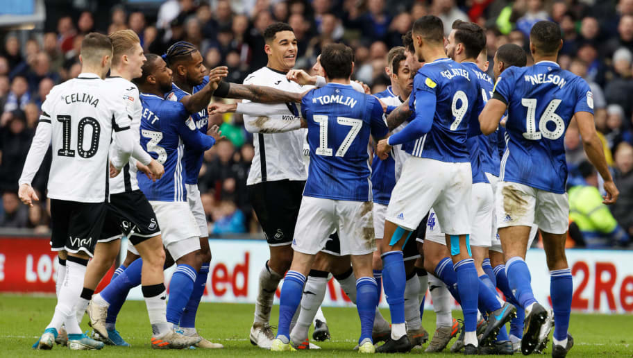 Cardiff City v Swansea City - Sky Bet Championship