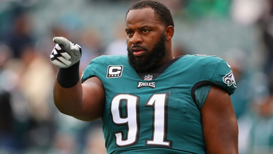 super cute 7816f 51f38 REPORT: Eagles Star Fletcher Cox Recovering From Offseason ...