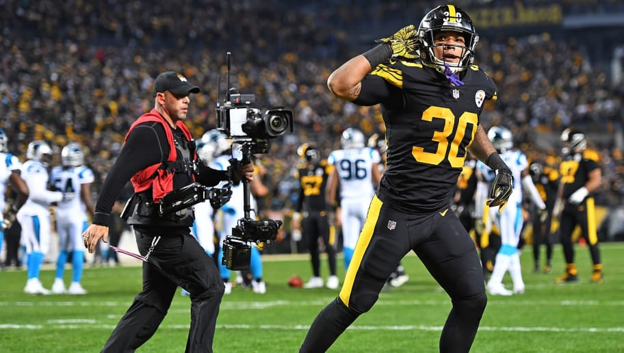 5c4a2d566 REPORT  James Conner Not Expected to Miss Games From Concussion
