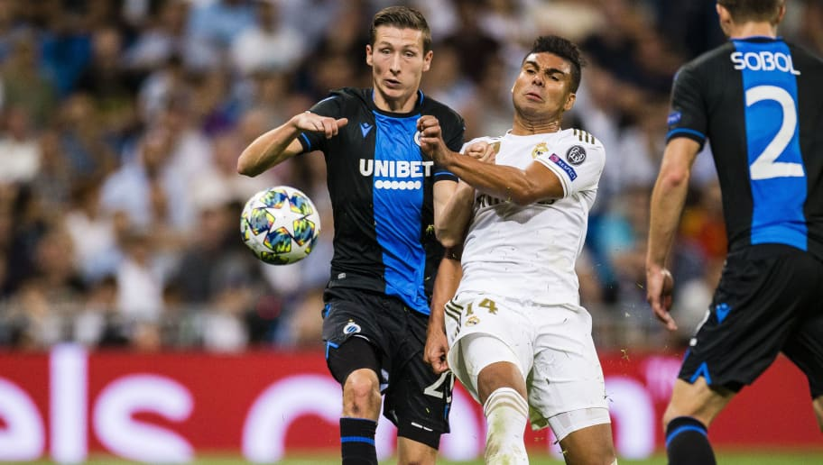 Casemiro Reveals He Goes for the Ball in a Game Like He Goes for Eating Food When Hungry