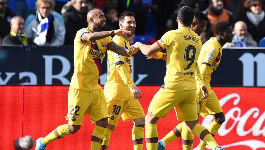 Leganés 1-2 Barcelona: Report, Ratings & Reaction as Sub-Par Visitors Secure Comeback Victory