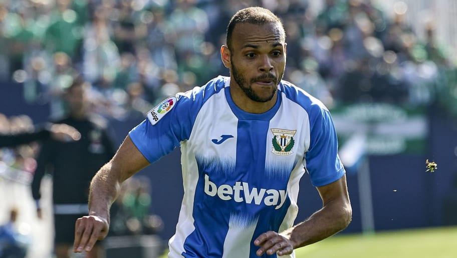 CD Leganes v Real Betis Balompie  - La Liga
