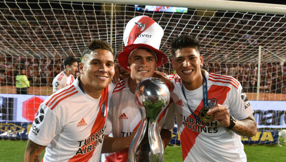 Juan Fernando Quintero,Rafael Santos Borre,Jorge Carrascal