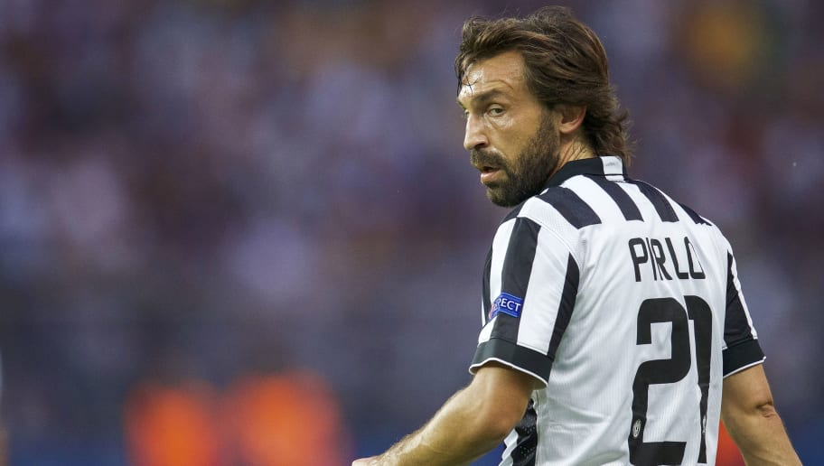 Champions League final - 'Barcelona v Juventus'