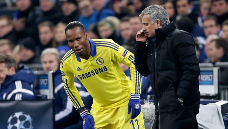 Champions League - 'Schalke 04 v Chelsea'