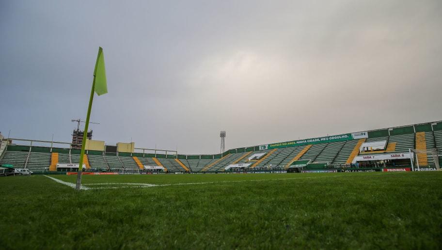 Chapecoense v Palmeiras - Brasileirao Series A 2017