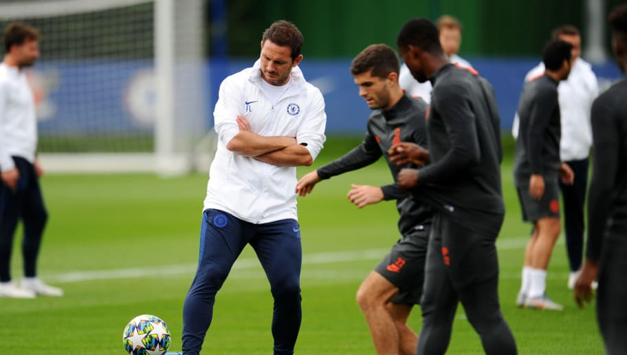 ​Chelsea Boss Frank Lampard Expects More From American Winger Christian Pulisic