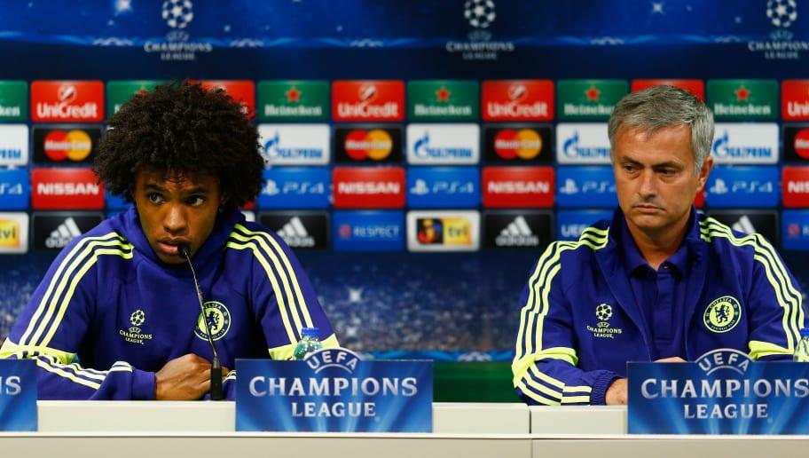 Jose Mourinho,Willian