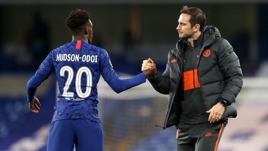 Callum Hudson-Odoi Reveals How Frank Lampard Stopped Him From Sealing Bayern Munich Move