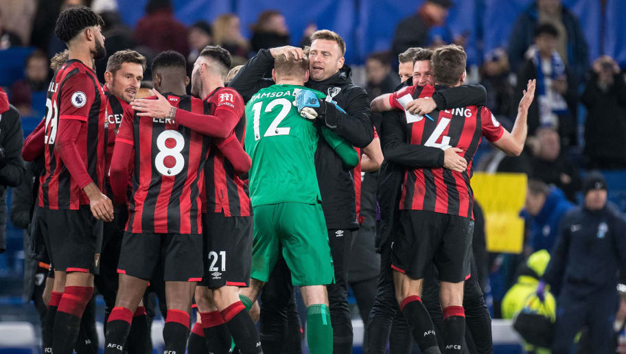 Bogey-Team Bournemouth Beat Chelsea to Continue Haunting of Stamford Bridge