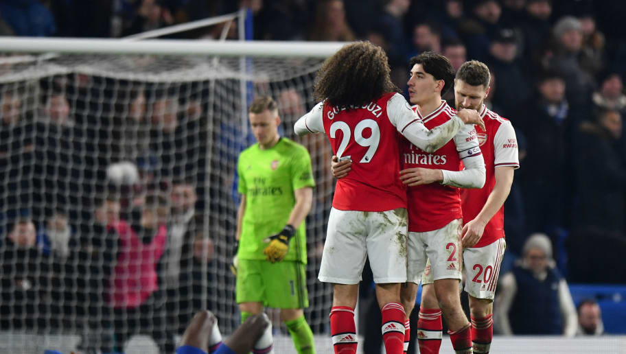 Premier League: 3 Things We Learned as Arsenal Came Back Twice to Draw 2-2 With Chelsea