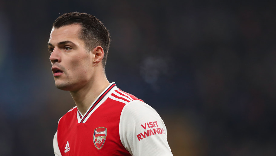 Despite Mikel Arteta's Insistence, Granit Xhaka Is Still Not the Man for Arsenal's Midfield