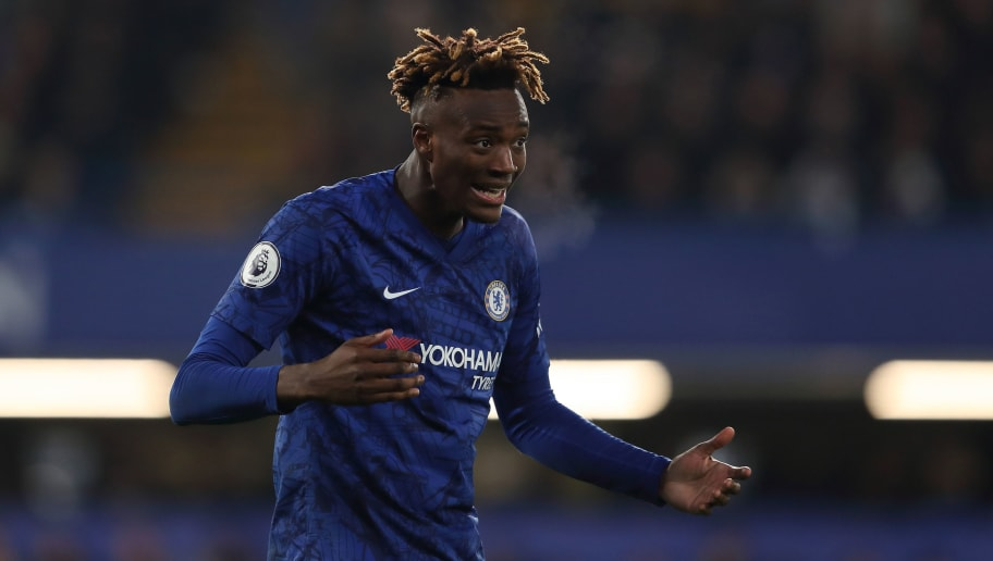 EPL: Tammy Abraham speaks on Lampard trying to sign Cavani