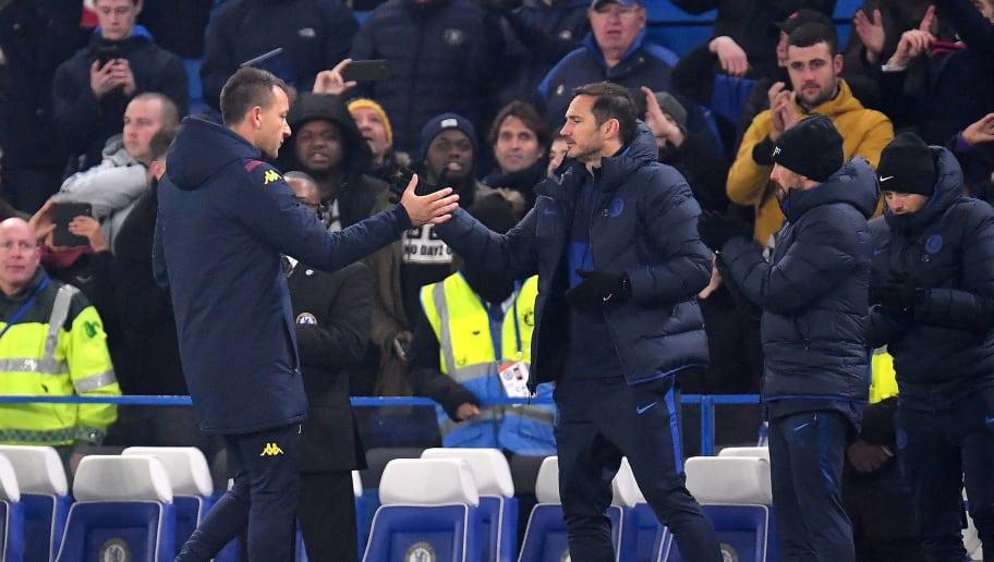 John Terry,Frank Lampard